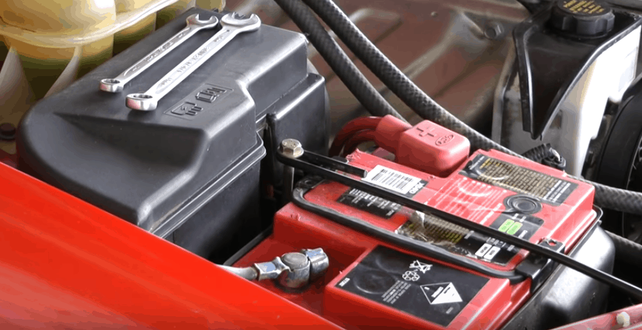 How to Change the Ford F150 battery