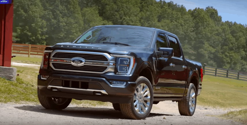 Battery Life of Ford F-150